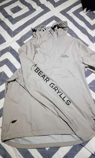Bear Grylls Waterproof pullover