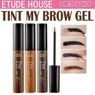 Etude House Tint My Brows Gel‼️BRAND NEW