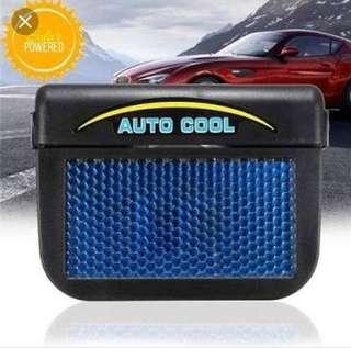 Solar Auto Fan Vent