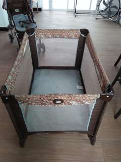 GRACO bundled Crib and Stroller