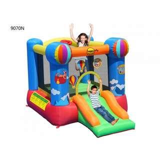 Rumah istana balon bestway slide Bouncer ada perotosan harga murah dan berkualitas