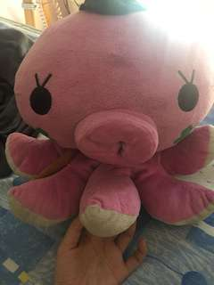 Octopus 🐙 Stuffed Toy
