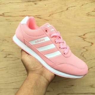 Adidas Racer Pink / Grey Pink