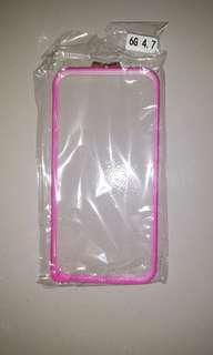 Bumper Pink Iph 6