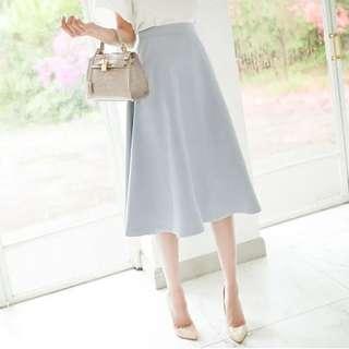 🚚 📣特價 (XS-XL)顯瘦質感氣質A字裙2色♡預購♡
