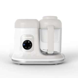 BN Baby Food Maker (2-in-1 Steamer and Blender)