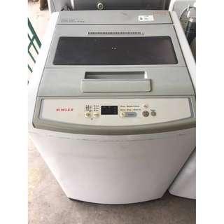 Singer Top Auto Washing Machine Mesin Basuh 8.8kg