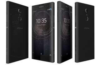 酷黑Sony XA2