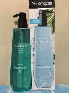Neutrogena Rainbath Replenishing Shower & Bath Gel