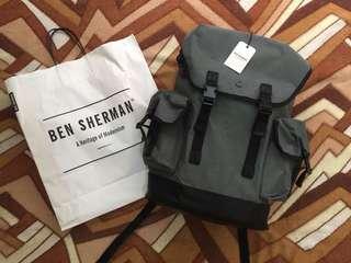 Men's Ben Sherman Cargo Pocket Bag