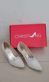 Christy Ng Wedding Shoes - Maximum Comfort