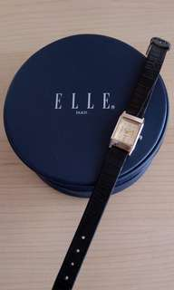 Elle日本製復古女裝錶