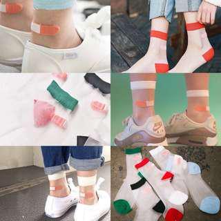 Band Aid Socks ( kaos kaki plester )