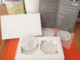 非賣品 vip禮品 La Prairie 雲石杯墊 Marble Coaster 4pcs set