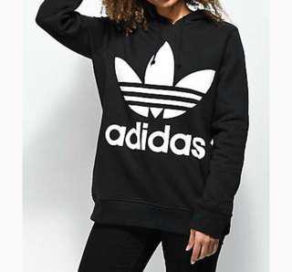 Black Adidas Hoodie