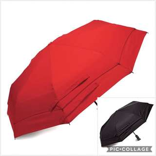 Samsonite Windguard Auto Open/Close Umbrella