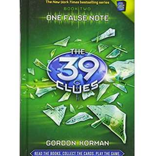 Rick Riordan's The 39 Clues - Book 2