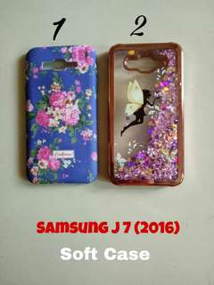 Case hp samsung J7