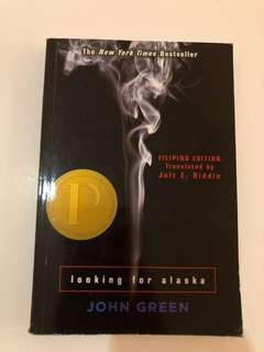 Looking for Alaska Filipino Edition
