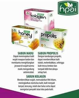 Sabun propolis/Honey