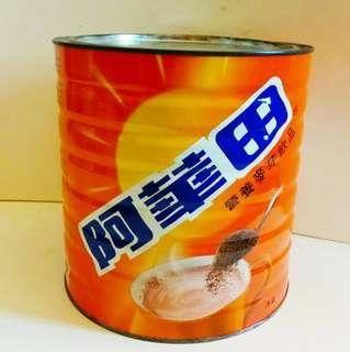 绝版特大阿華田罐 :高20cm 闊20cm (2600g) #罕有歲月收藏品#
