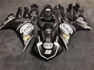 Yamaha R1 Fairing Kit