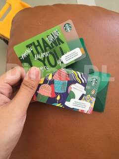 Starbucks card 10,000 pesos load