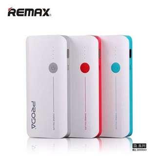 Remax Powerbox V10 powerbank 20000mah