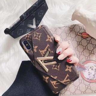 Louis Vuitton Case with Pocket