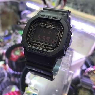 Casio G-shock 經典5600方形款