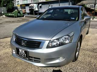 HONDA ACCORD 2.0 I-VTEC (A) PERFECT CONDITION NO REPAIR NEEDED