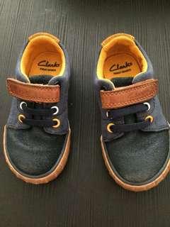 Clark Baby Shoes