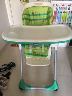 Chicco High Chair 兒童餐椅