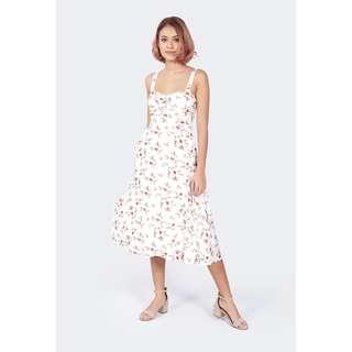 Nikita Dress in White