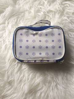 Snowflakes Pouch