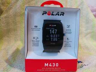 Polar m430 GPS Watch - Black