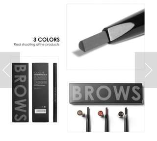 Eyebrow pen focallure