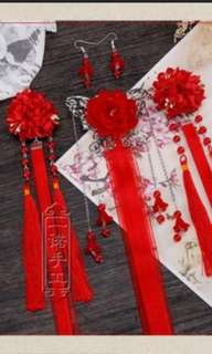 Chinese outfit accesories