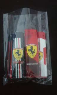 Lighter cricket ferrari limited edition