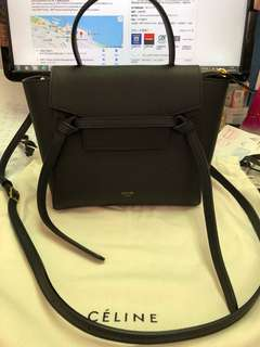 Celine Belt Bag Mini size
