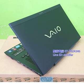 🚚 日系美型輕薄獨顯 SONY VPCSB36FW i5-2430M 4G 500G 獨顯 DVD 13吋◆聖發二手筆電◆