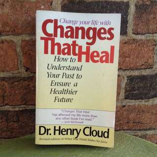 Changes That Heals