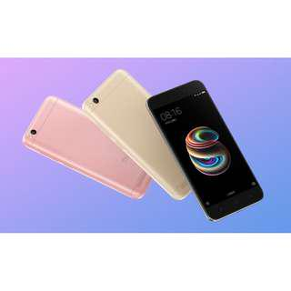Xiaomi Redmi 5A Android Phone 2GB RAM 16GB ROM Cash On Delivery and Free Delivery Nationwide