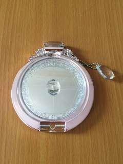 日本設計鑽石形座枱鏡