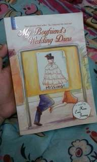 Novel My Boyfriend's Wedding Dress