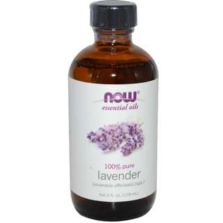 Now Foods - Lavender Essential Oil 4 fl oz (118 ml) / Bigger Savings!!!