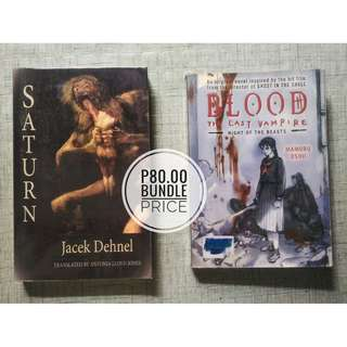 Saturn and Blood