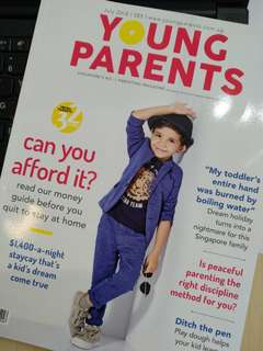 Young Parents July Issue
