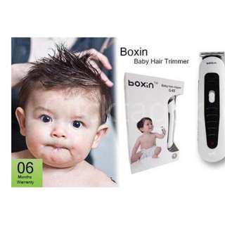 Boxin baby hair trimmer