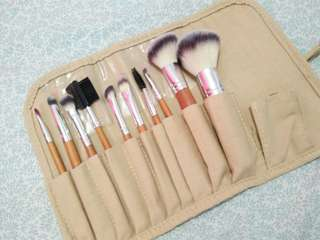 Mineral Botanica Make Up Brush Set